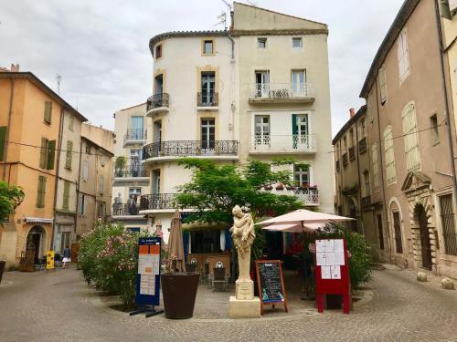 Au Saint-Sauveur - Location saisonnière - Béziers