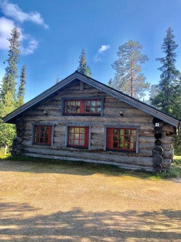 Villa Karhuntähti - Accommodation - Luosto