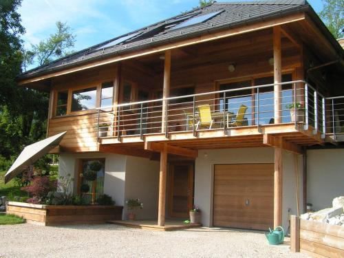 Les Perrelles - Accommodation - Bellecombe-en-Beauges