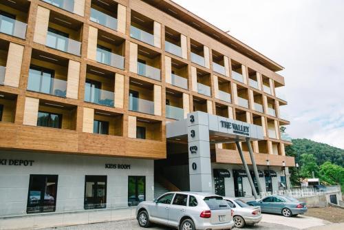 The Valley Residences & SPA Bakuriani - Apartment 111 - Bakuriani