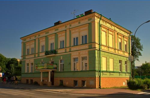 . Hotel Jagielloński