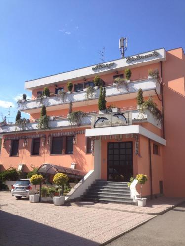 Accommodation in Novara