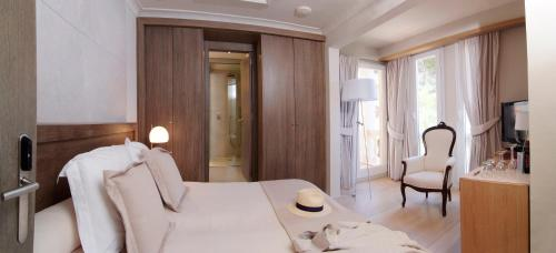 Superior Double Room Hotel Villa Italia 3