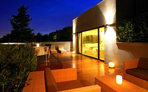 Attic Suite (1 or 2 people) ABaC Restaurant Hotel Barcelona GL Monumento 37