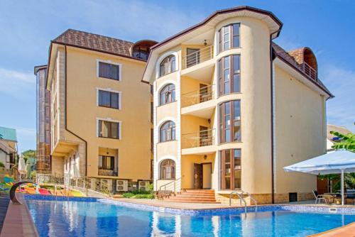 Hotel Kolizey, Dagomys, Russia