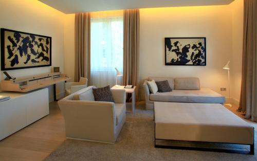 Suite Room (1 or 2 people) ABaC Restaurant Hotel Barcelona GL Monumento 29