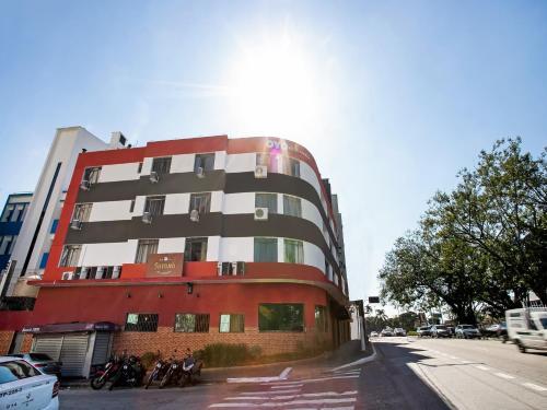OYO Hotel Nobrega Aeroporto De Congonhas
