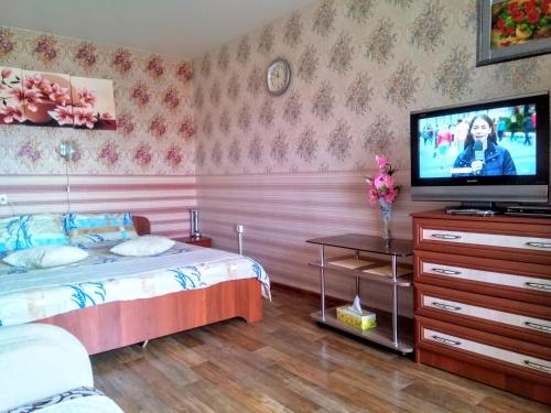 . Apartment on Pobedy prospekt 75