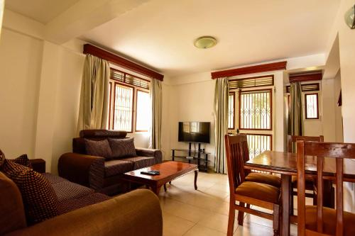 Crane Serviced Apartments