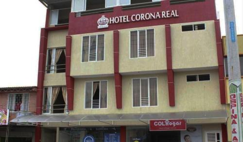 Hotel corona real, Santander de Quilichao