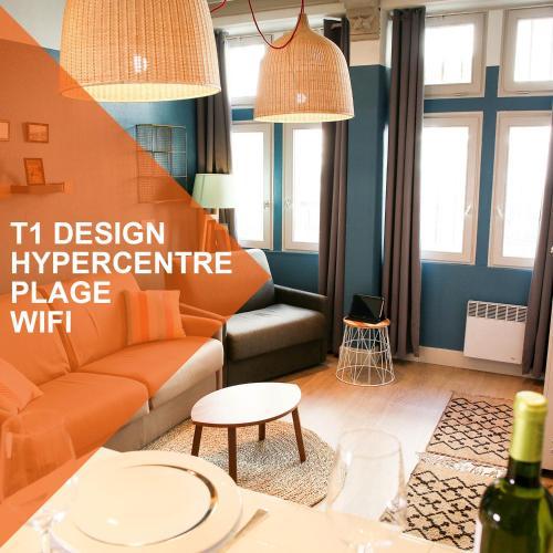 Studio - Guerin Locations Biarritz - Hotel