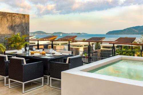 Luxurious SeaView 4br Private Pool Villa by Intira Villas Luxurious SeaView 4br Private Pool Villa by Intira Villas
