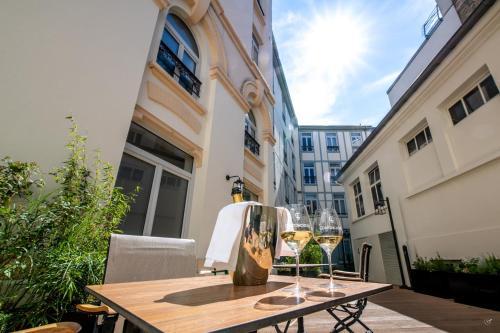 Continental Hotel - Hôtel - Reims