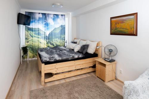 Great flat near center with view on Mountains - Apartment - Martin