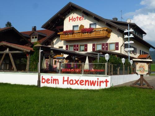 Beim Haxenwirt - Hotel - Immenstadt