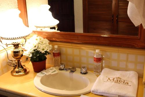 Hotel Maela In Oaxaca City Mexico 400 Reviews Price From