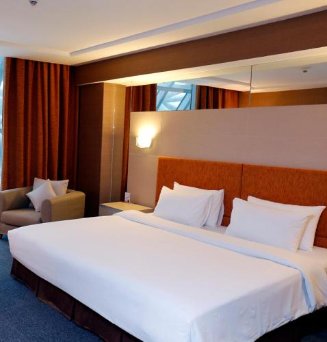 デラックス ツインルーム 10時間 1食付 (Deluxe Twin Room (10 Hours) with complimentary of 1 Meal)