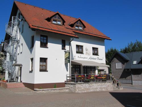 Rennsteighotel Gruner Baum