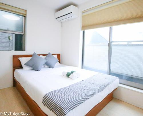 Prime 3 BR Shibuya-Hatagaya House with House Wifi & TV, Monthly Stay OK!