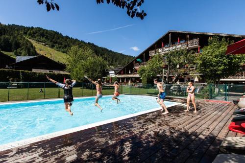 Hotel La Bergerie - Morzine