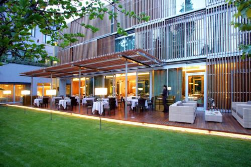 Double room (1 or 2 people) ABaC Restaurant Hotel Barcelona GL Monumento 15