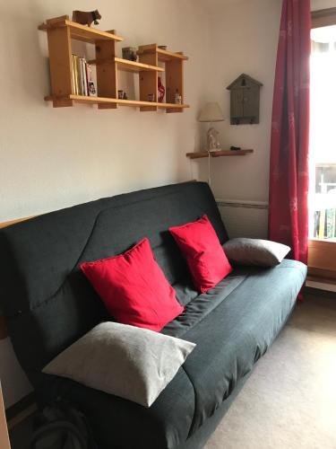 STUDIO MONTAGNE 4 PERSONNES LE SEIGNUS BAS - Apartment - Allos