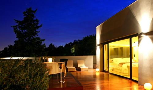 Attic Suite (1 or 2 people) ABaC Restaurant Hotel Barcelona GL Monumento 47