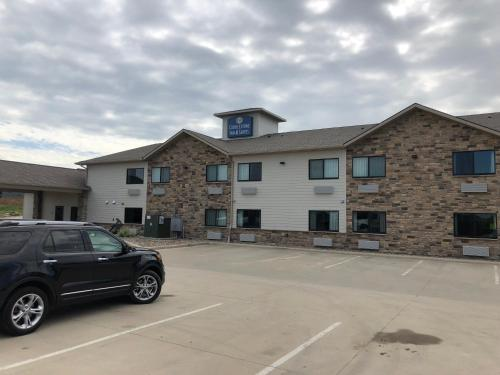 Cobblestone Inn And Suites   Denison   Oak Ridge