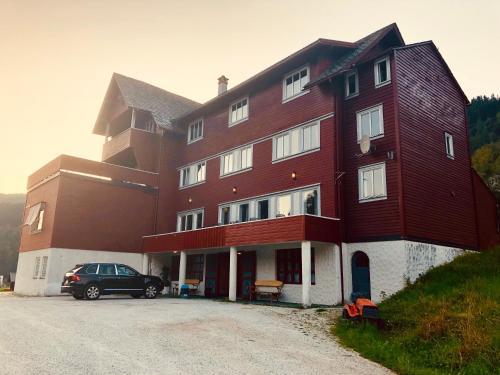 Hotel-overnachting met je hond in Voss Fjell Hotel - Vossestrand