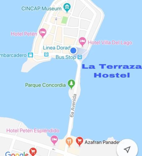 La Terraza Hostel In Flores Guatemala Reviews Prices