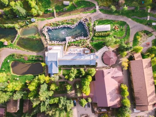 Фото отеля Chena Hot Springs Resort