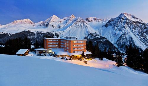 Hotel Prätschli Arosa