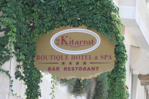 Hotel Boutique And Spa 2 Kitarrat