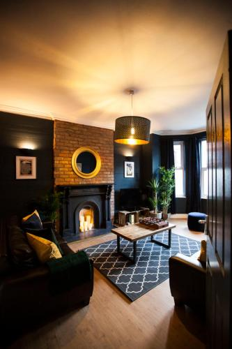 Boutique Property In Fashionable West Didsbury