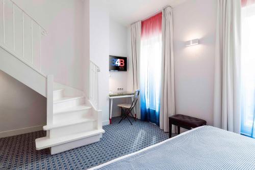 Hotel 34B - Astotel - Hôtel - Paris