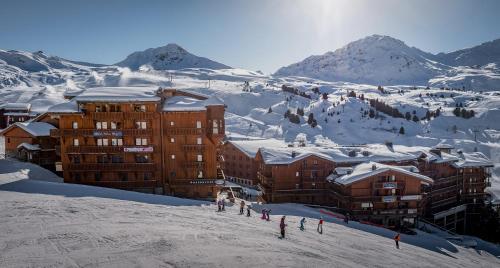 Hôtel Les Balcons Village - Hotel - Belle Plagne
