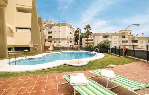 Amazing apartment in Torremolinos w/ WiFi, Outdoor swimming pool and 2 Bedrooms - Hotel - Torremolinos
