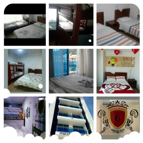. Hotel Plaza 6