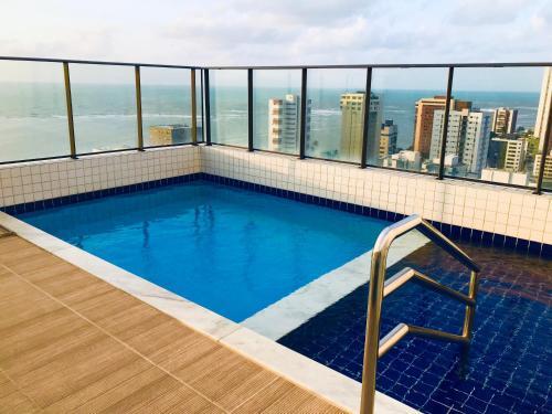 . Apartamento com vista para o Mar