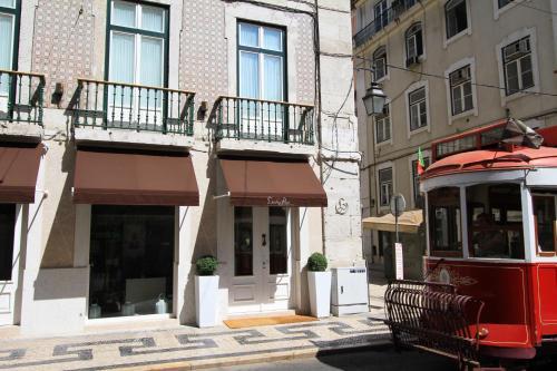Lisboa Prata Boutique Hotel photo 25