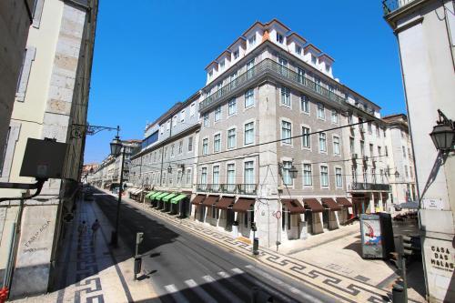 Lisboa Prata Boutique Hotel impression