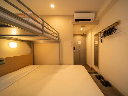 2 間連通雙人房-附架高床,可吸菸 (Two Connecting Double Room with Loft Bed - Smoking)
