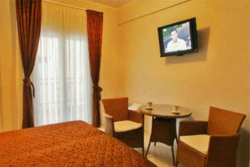 . Seventeen Rooms