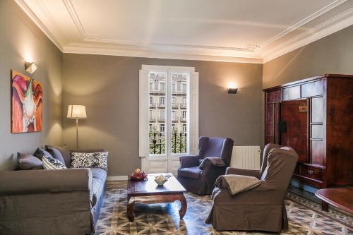 Bcn Paseo De Gracia Rocamora Apartment photo 6