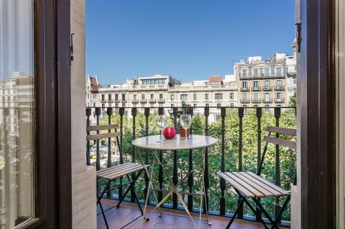 Bcn Paseo De Gracia Rocamora Apartment photo 9