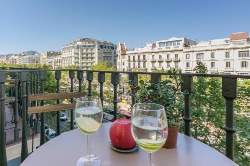 Bcn Paseo De Gracia Rocamora Apartment photo 10