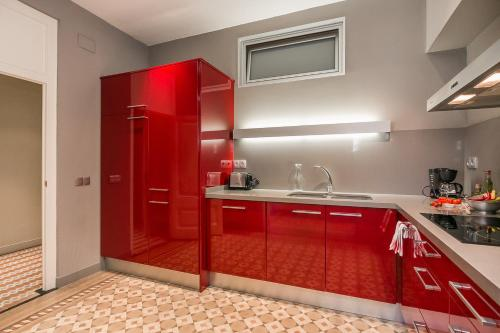 Bcn Paseo De Gracia Rocamora Apartment photo 17