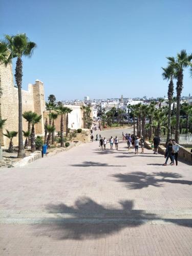 Riad sophie, Rabat
