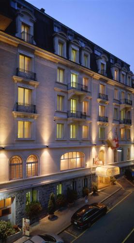 Hotel Victoria, 1001 Lausanne