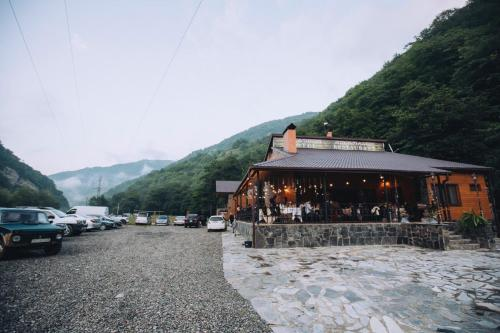 Tourist Complex Khomi - Hotel - Chargali